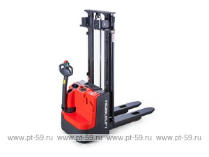Самоходный штабелер Noblelift PS 16L (32-DX)